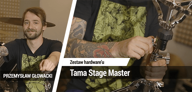 Zestaw hardware'u Tama Stage Master MM5WN