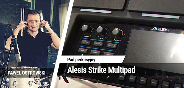 TEST: Alesis Strike Multipad