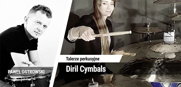 TEST: Diril Cymbals