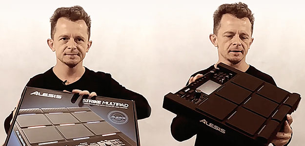UNBOXING: Pad perkusyjny Alesis Strike MultiPad
