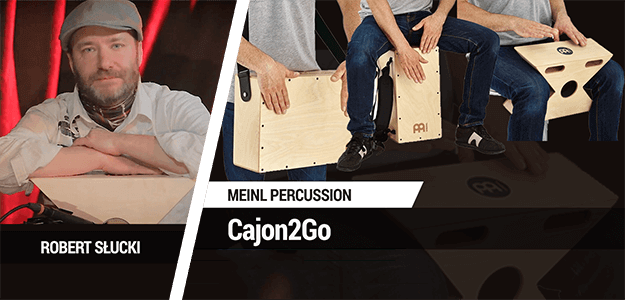 Cajony Meinl Percussion