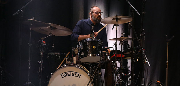 Gretsch Drums obecny na Summerfest 2019