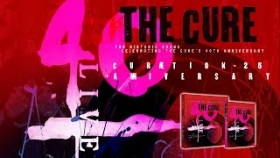 THE CURE 40 LIVE - CUR?TION-25 + ANNIVERSARY (TRAILER)