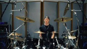 Uncured Drummer Liam Manley?s Tutorial On How To Play ?Stygian Pit?
