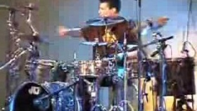Johnny Rabb @ MEINL Drum Festival 2005 part V