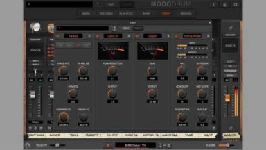 MODO DRUM - Mixer & built-in effects