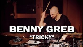 Meinl Cymbals - Benny Greb