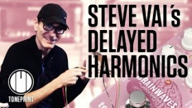 "Steve Vai - ""This is science in a box"""
