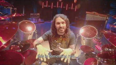 Aquiles Priester publikuje instruktażowe DVD 'All Access To Aquiles Priester's Drumming'