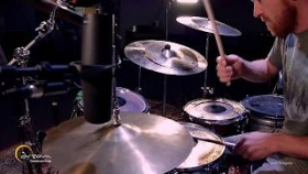 Dream Cymbals Re-FX Naughty Saucer Demo with Scott Pellegrom