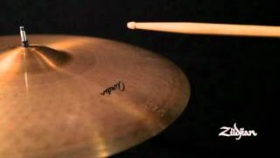"Zildjian Sound Lab - NEW 21"" A Avedis Collection - Demo 1"