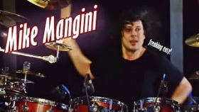 Mike Mangini audition for Dream Theater